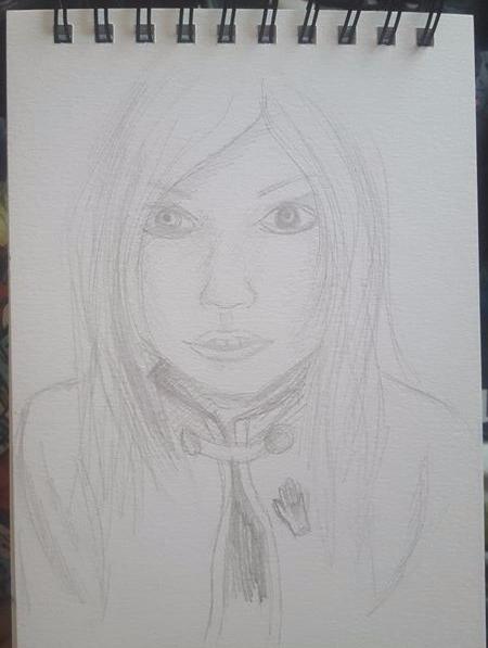 Day 11 sketch