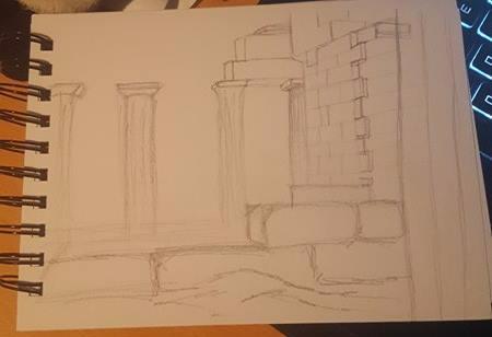 day 18 sketch