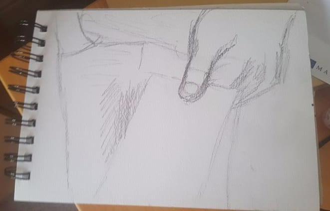 day 23 sketch 1