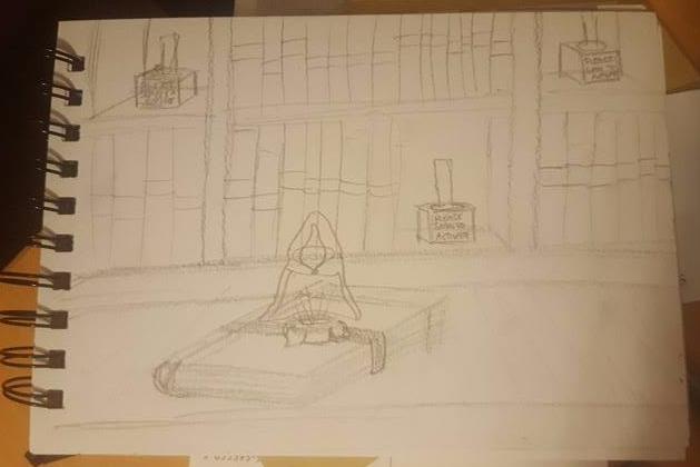 day 23 sketch