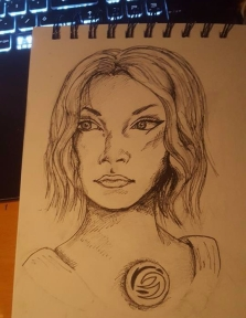 Day 2 - The Young Girl