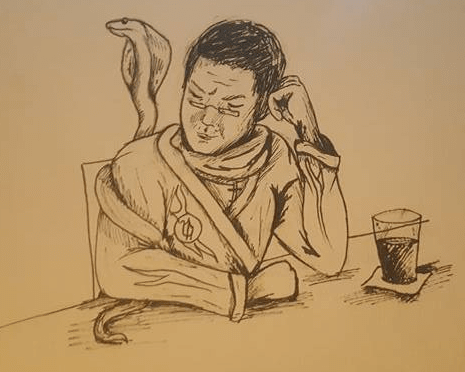 Final sketch day 1
